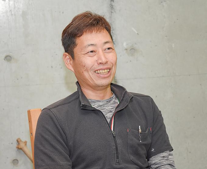 写真:職人 樋口 亮太郎