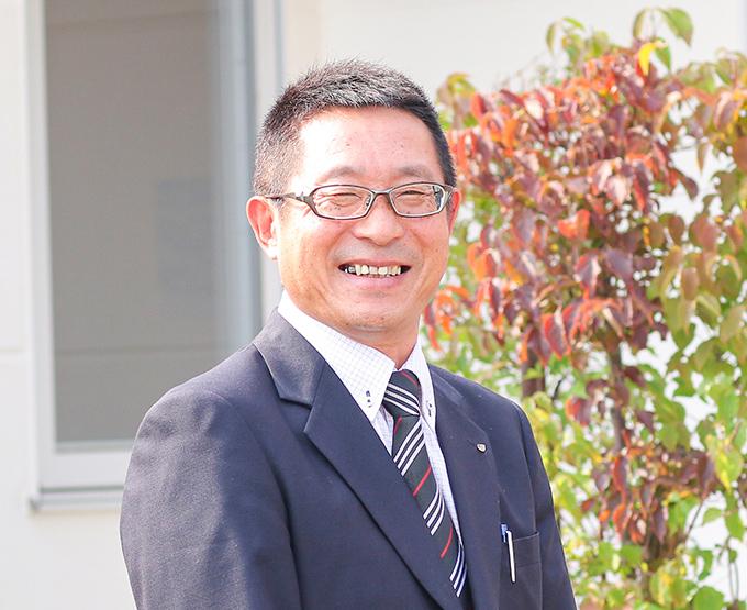 写真:営業 鐘本 勝